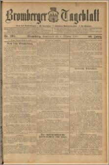 Bromberger Tageblatt. J. 36, 1912, nr 234