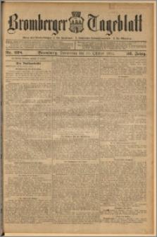 Bromberger Tageblatt. J. 36, 1912, nr 238