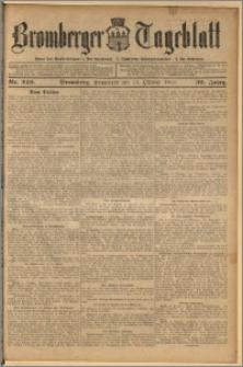 Bromberger Tageblatt. J. 36, 1912, nr 240
