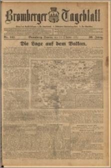 Bromberger Tageblatt. J. 36, 1912, nr 241