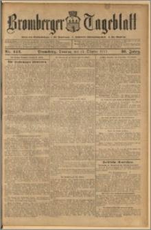 Bromberger Tageblatt. J. 36, 1912, nr 242