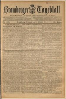 Bromberger Tageblatt. J. 36, 1912, nr 255