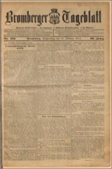 Bromberger Tageblatt. J. 36, 1912, nr 256