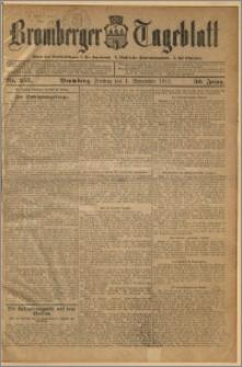 Bromberger Tageblatt. J. 36, 1912, nr 257