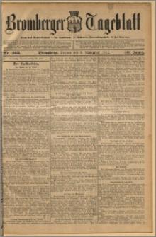 Bromberger Tageblatt. J. 36, 1912, nr 263