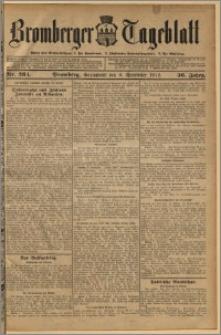 Bromberger Tageblatt. J. 36, 1912, nr 264