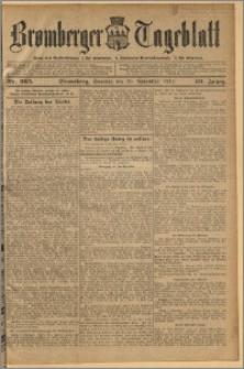Bromberger Tageblatt. J. 36, 1912, nr 265
