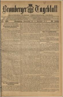 Bromberger Tageblatt. J. 36, 1912, nr 268