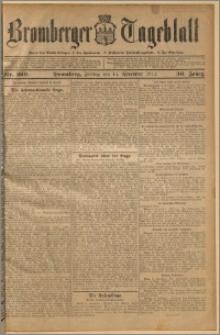 Bromberger Tageblatt. J. 36, 1912, nr 269