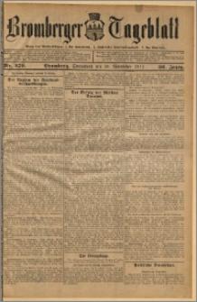 Bromberger Tageblatt. J. 36, 1912, nr 270