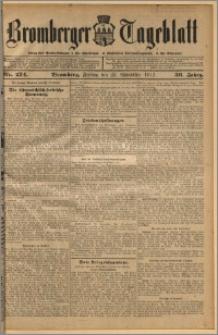Bromberger Tageblatt. J. 36, 1912, nr 274