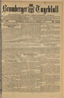 Bromberger Tageblatt. J. 36, 1912, nr 280