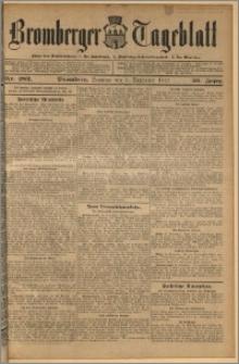 Bromberger Tageblatt. J. 36, 1912, nr 282