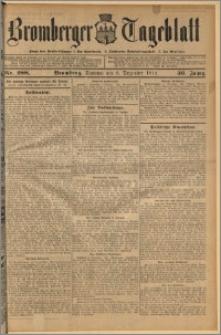 Bromberger Tageblatt. J. 36, 1912, nr 288