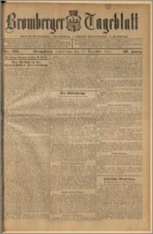 Bromberger Tageblatt. J. 36, 1912, nr 291