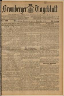 Bromberger Tageblatt. J. 36, 1912, nr 293