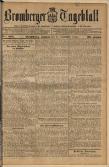 Bromberger Tageblatt. J. 36, 1912, nr 294