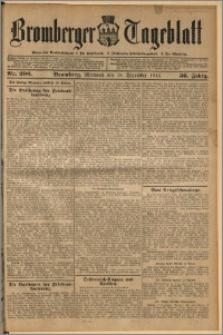 Bromberger Tageblatt. J. 36, 1912, nr 296