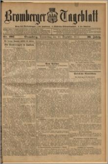 Bromberger Tageblatt. J. 36, 1912, nr 297