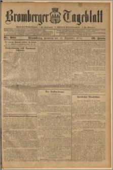 Bromberger Tageblatt. J. 36, 1912, nr 300