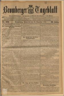 Bromberger Tageblatt. J. 36, 1912, nr 303