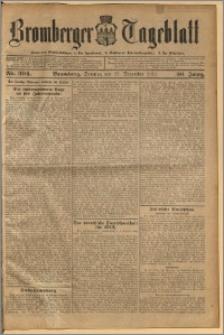 Bromberger Tageblatt. J. 36, 1912, nr 304