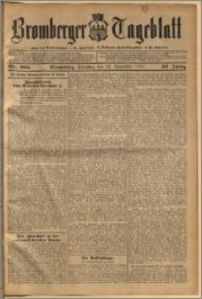 Bromberger Tageblatt. J. 36, 1912, nr 305