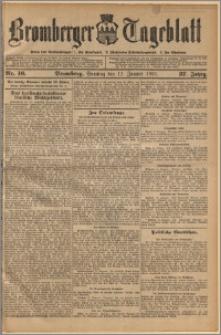 Bromberger Tageblatt. J. 37, 1913, nr 10