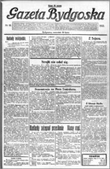 Gazeta Bydgoska 1922.07.20 R.1 nr 16
