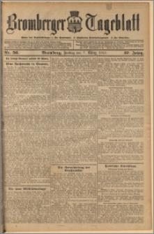 Bromberger Tageblatt. J. 37, 1913, nr 56