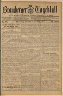 Bromberger Tageblatt. J. 37, 1913, nr 60