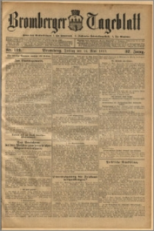 Bromberger Tageblatt. J. 37, 1913, nr 112