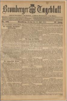 Bromberger Tageblatt. J. 37, 1913, nr 166