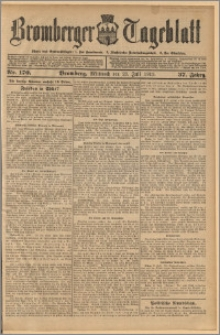 Bromberger Tageblatt. J. 37, 1913, nr 170