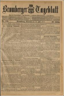 Bromberger Tageblatt. J. 37, 1913, nr 176
