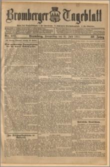 Bromberger Tageblatt. J. 37, 1913, nr 177