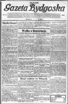 Gazeta Bydgoska 1922.07.21 R.1 nr 17