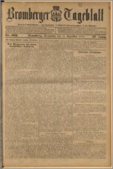 Bromberger Tageblatt. J. 37, 1913, nr 292