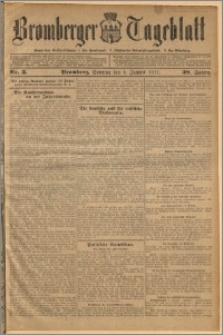 Bromberger Tageblatt. J. 38, 1914, nr 3
