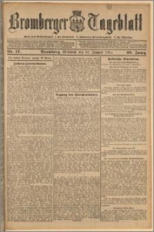 Bromberger Tageblatt. J. 38, 1914, nr 17