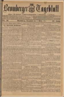 Bromberger Tageblatt. J. 38, 1914, nr 56