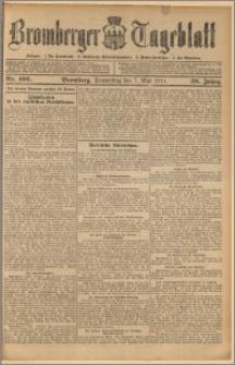 Bromberger Tageblatt. J. 38, 1914, nr 106