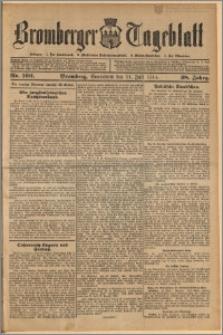Bromberger Tageblatt. J. 38, 1914, nr 160