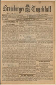 Bromberger Tageblatt. J. 38, 1914, nr 167