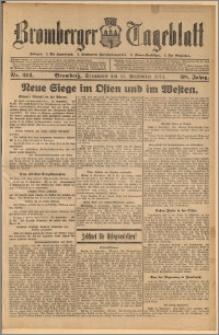 Bromberger Tageblatt. J. 38, 1914, nr 214