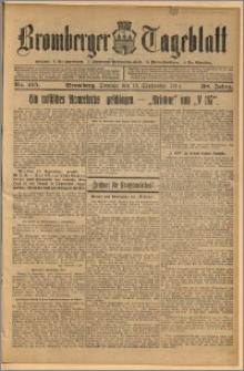 Bromberger Tageblatt. J. 38, 1914, nr 215