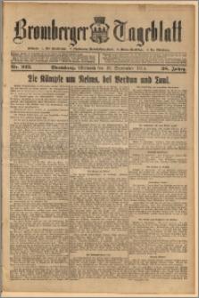 Bromberger Tageblatt. J. 38, 1914, nr 223