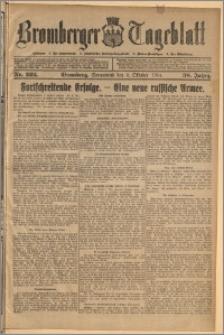 Bromberger Tageblatt. J. 38, 1914, nr 232