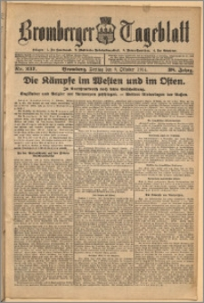 Bromberger Tageblatt. J. 38, 1914, nr 237