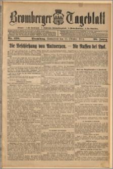 Bromberger Tageblatt. J. 38, 1914, nr 238